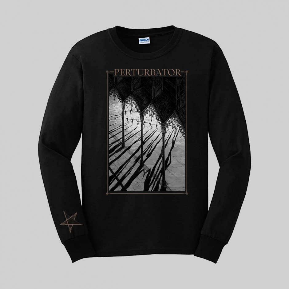 "Perturbator ""Lustful Sacraments"" Long Sleeve"