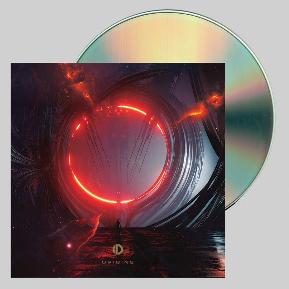 "Dynatron ""Origins"" CD"