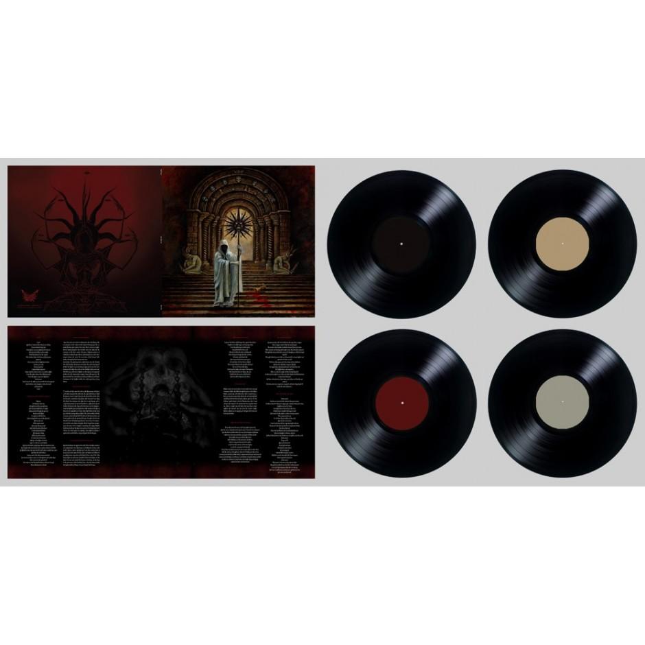 """Nightbringer """"Apocalypse Sun"""" BLACK 2xLP"""