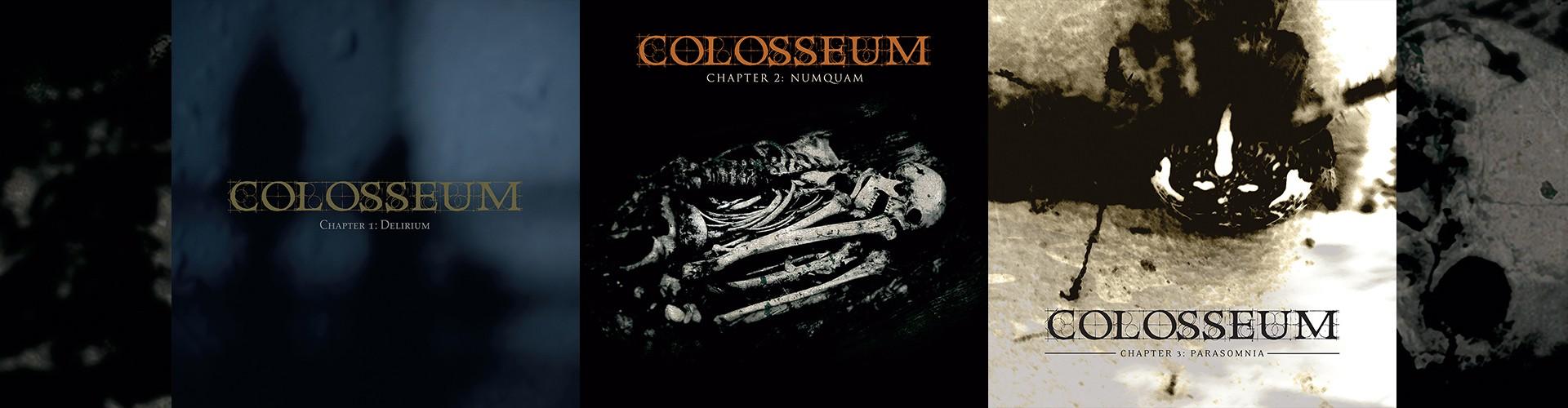 Colosseum vinyl