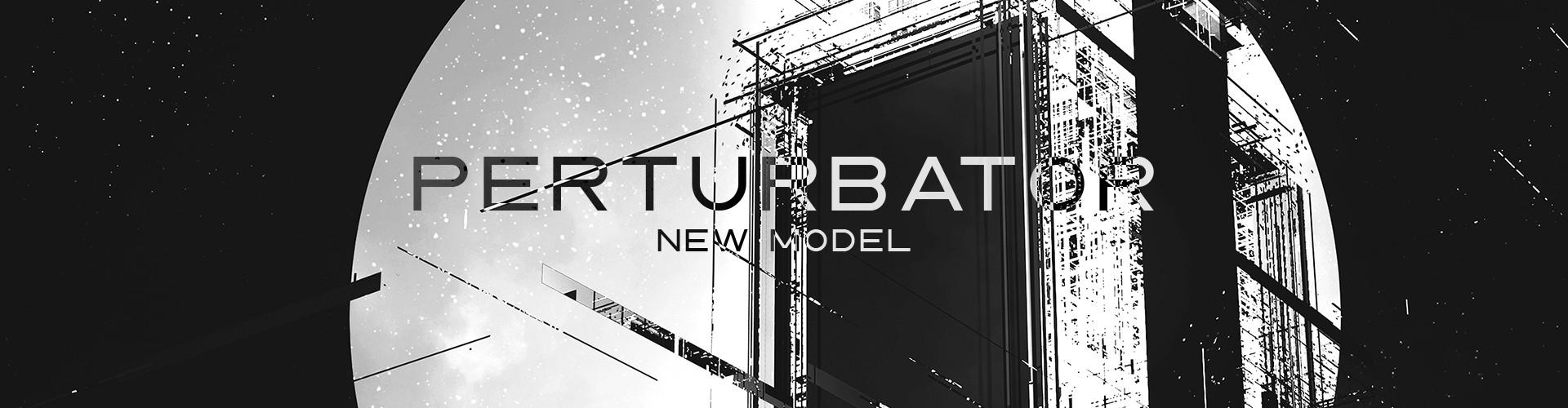 "Perturbator ""New Model"""