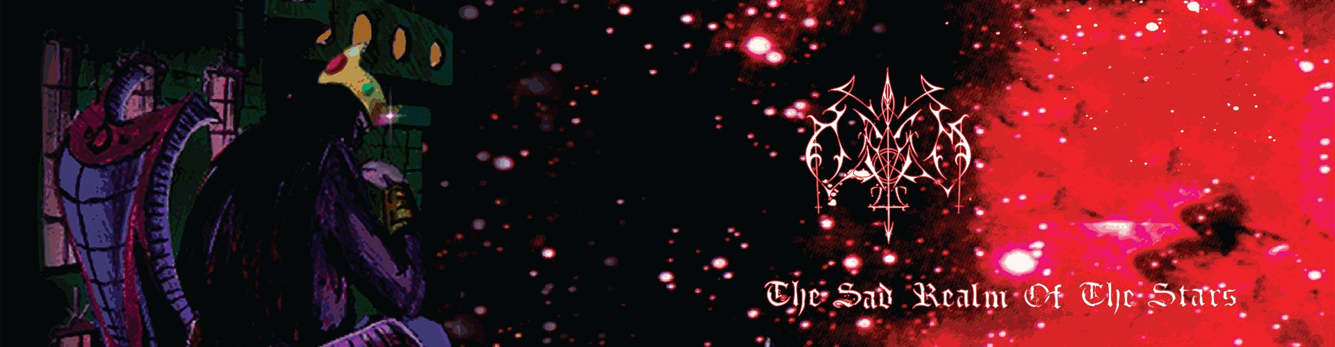 "Odium ""The Sad Realm of the Stars"""