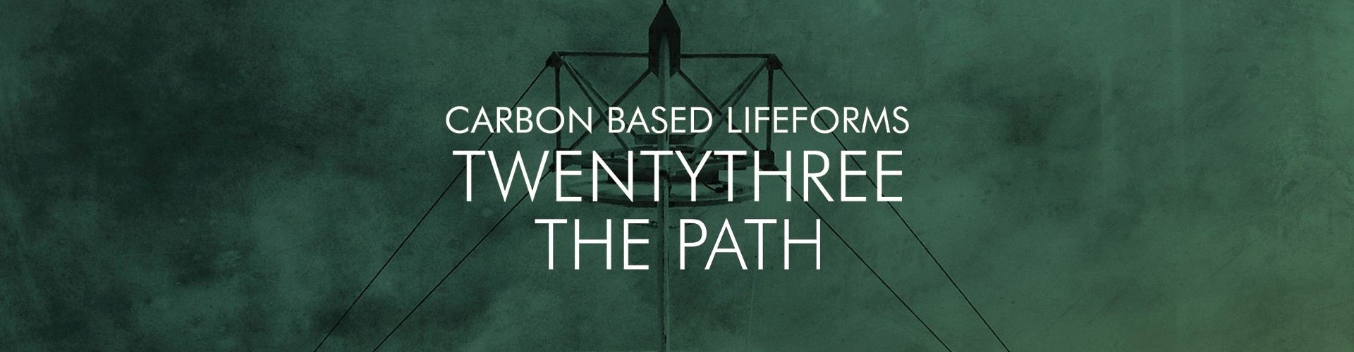 "Carbon Based Lifeforms ""Twentythree"" ""The Path"""