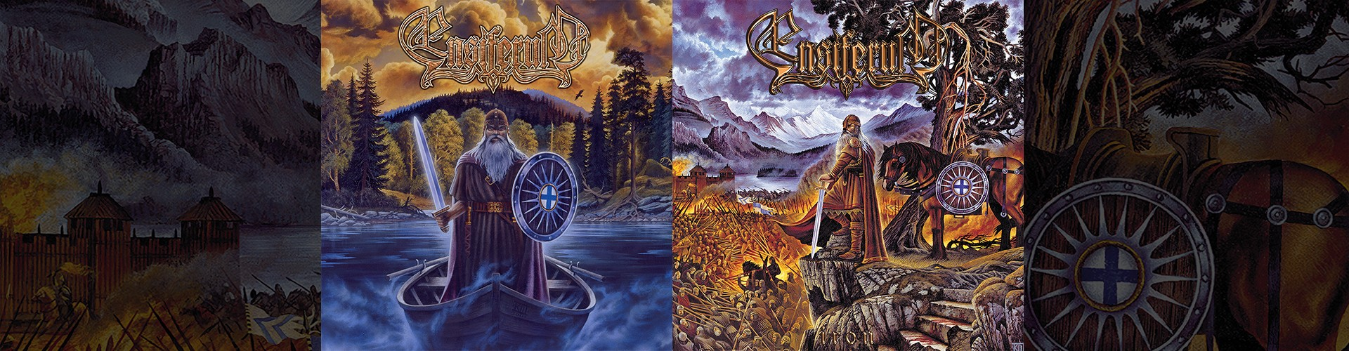 Ensiferum represses